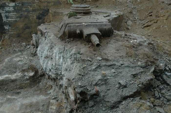 Танки войны! найденные танки вов . Чёрт побери.
