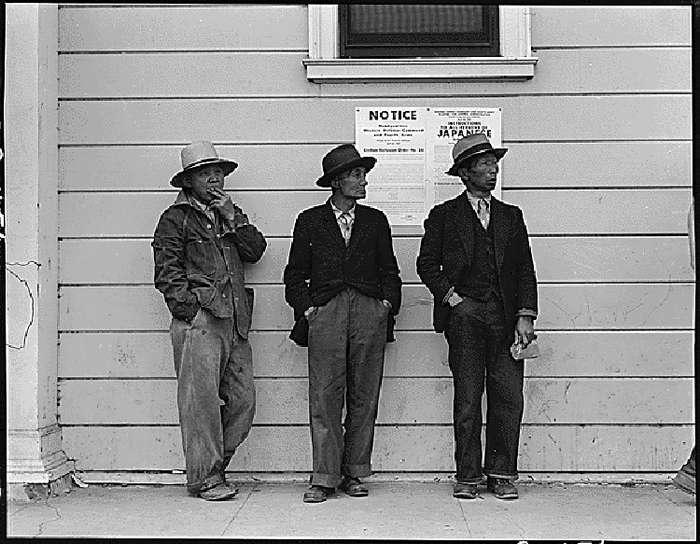 21 сильное фото о жизни интернированных японцев в американских лагерях