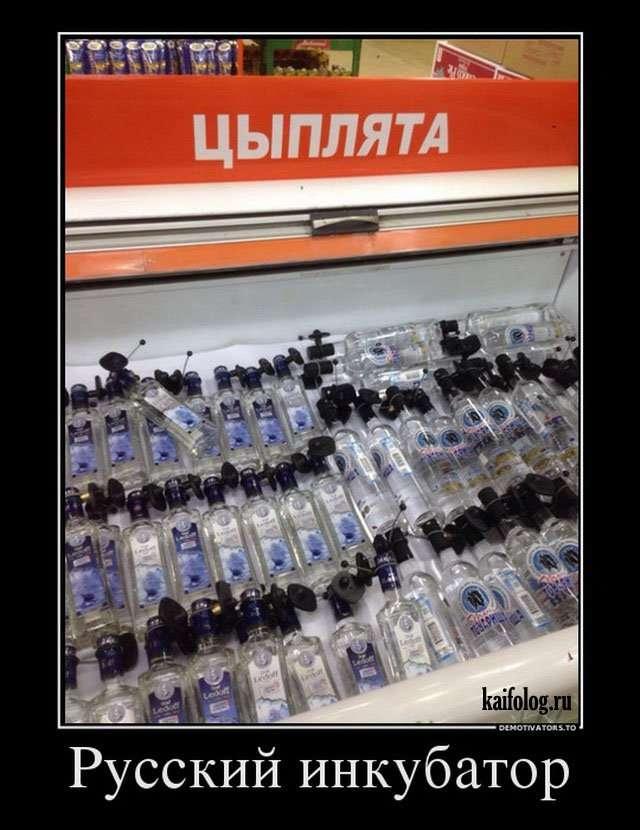Демотиваторы по-русски. Подборка лучших за 2016 год