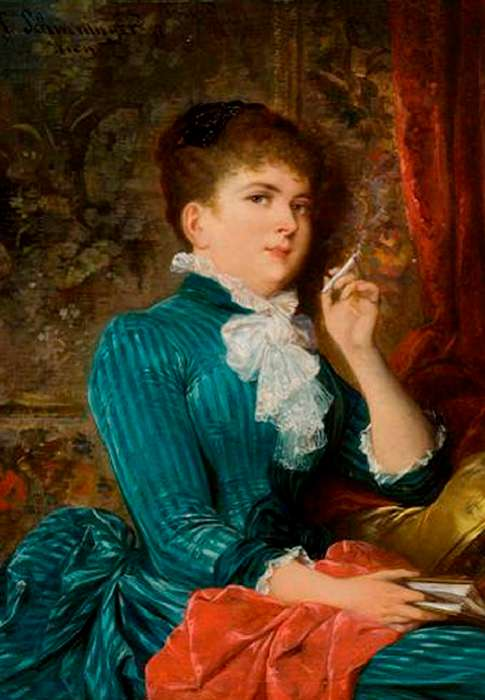 Шокирующие рекомендации, которые выполняли беременные женщины 150 лет назад