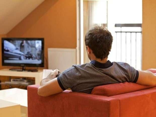 Просмотр телевизора сокращает продолжительность жизни