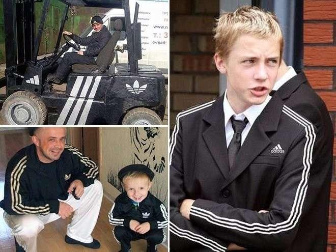 Почему Adidas так популярны в России?