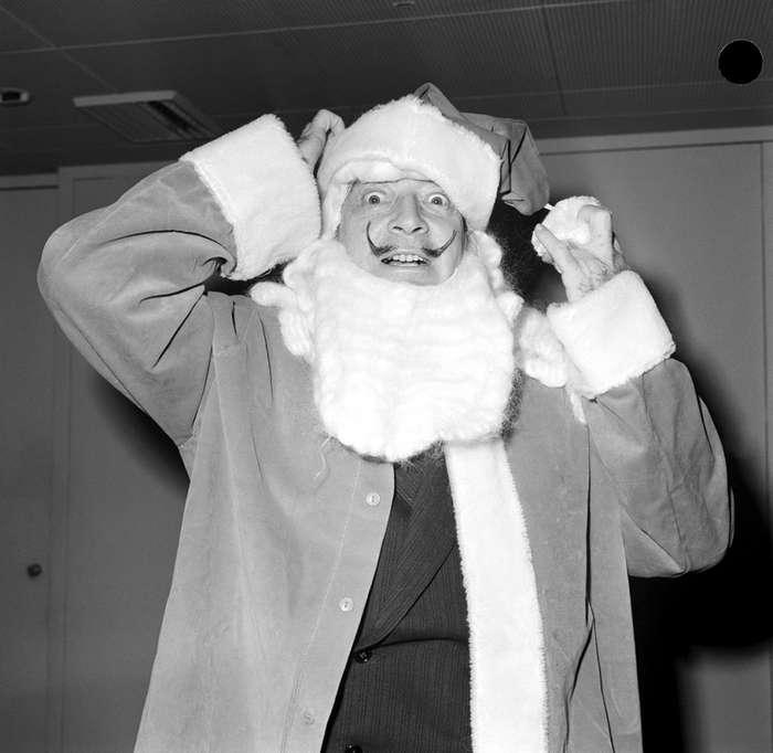 25 потрясающих старых фотографий, которые создадут вам рождественское и новогоднее настроение