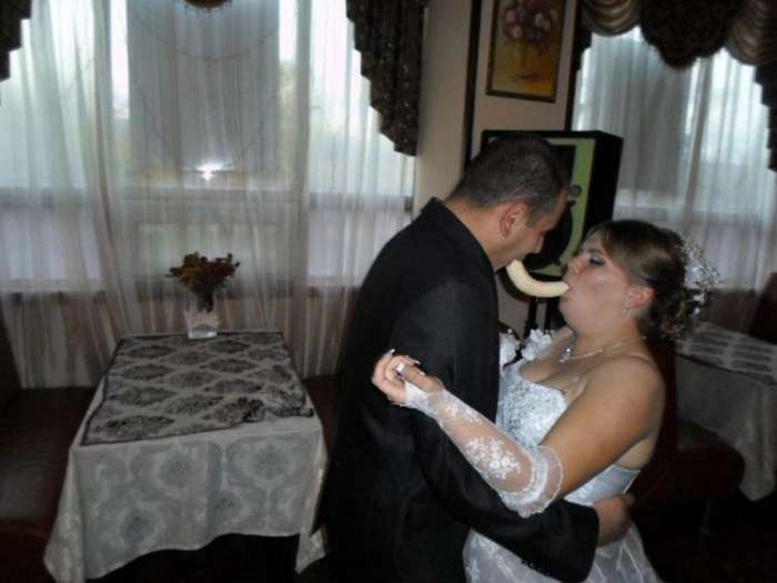 Ужасы провинциальной русской свадьбы
