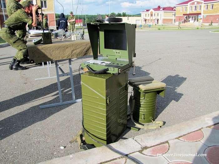 Электронные средства связи российской армии