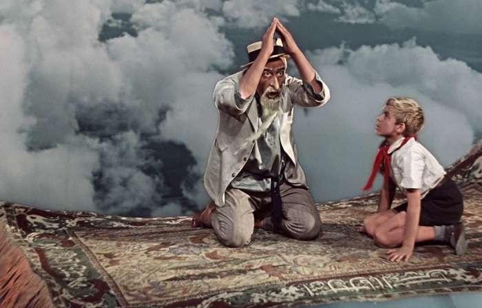 «Старик Хоттабыч»: как снимали фильм-сказку с удивительными спецэффектами