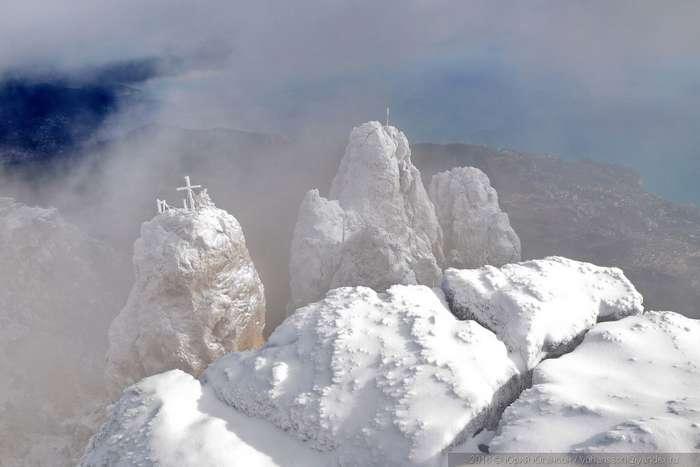 Ледниковый период на Ай-Петри