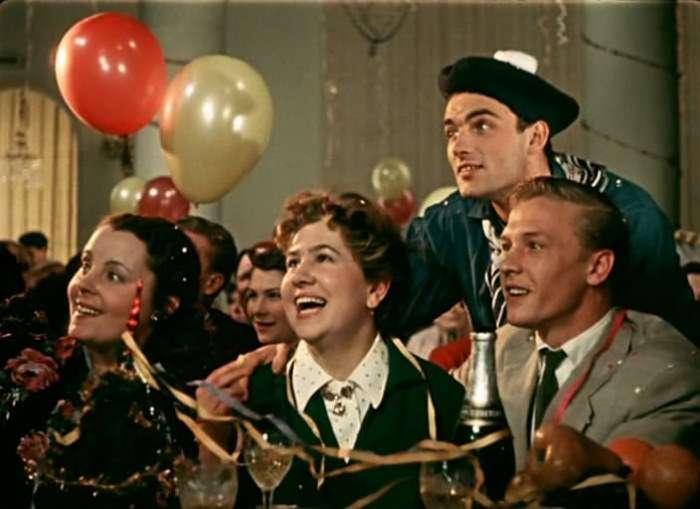 Что осталось за кадром «Карнавальной ночи»: «Есть установка весело встретить Новый год!»