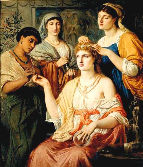 Искусство быть красивой: как использовали пудру в разные эпохи