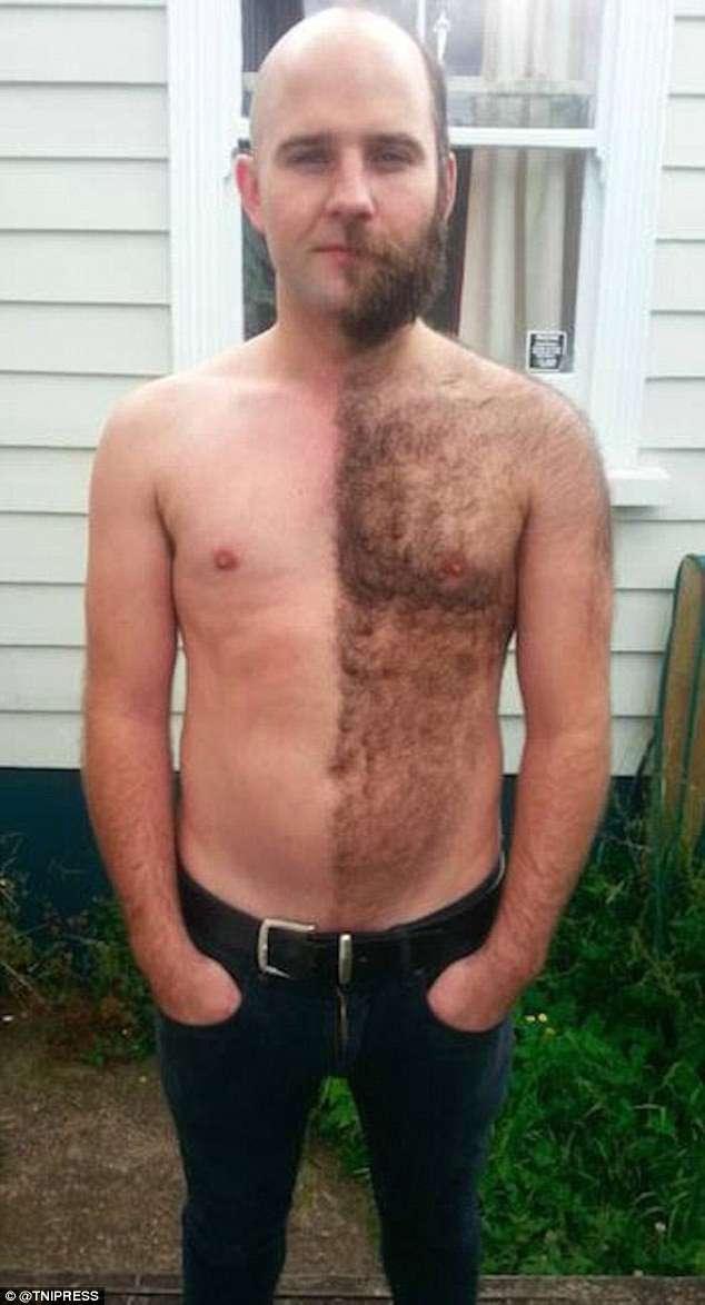 Мужские интимные стрижки для волосатых только