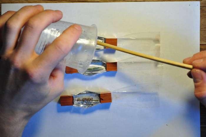Форма для заливки эпоксидной смолой своими руками 58