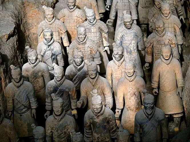 Из Китая с ужасом