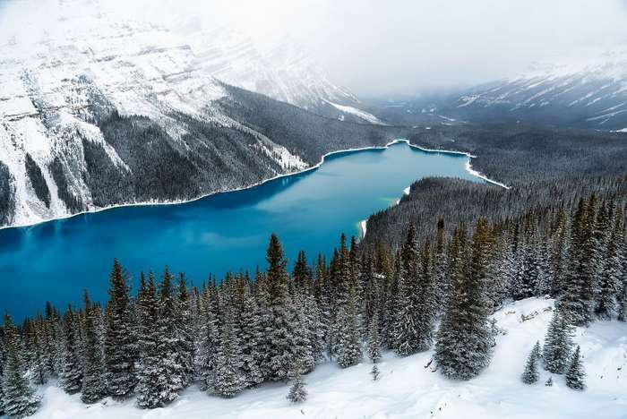 35 невероятных снимков фотографа, преодолевшего 24000 км по Северной Америке