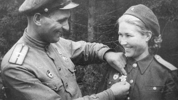 Уникальный случай: муж и жена – экипаж танка