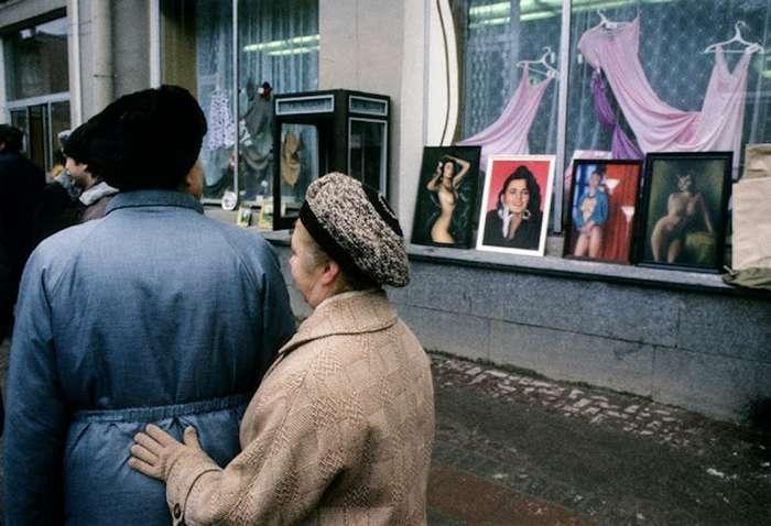 СССР 1984-1989 в объективе Криса Ниденталя