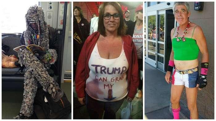 Эти люди не стесняются своего имиджа!