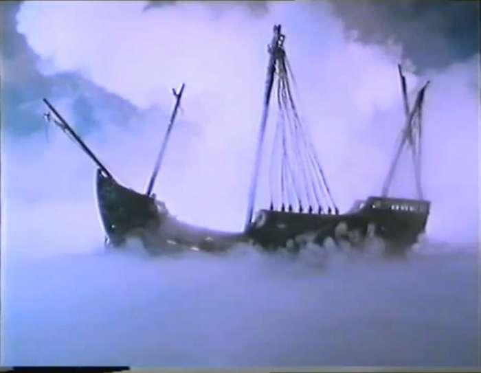15 кораблей-призраков, загадочных и жутких