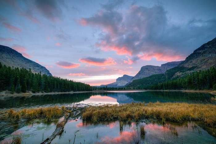 Красивая природа на снимках фотографа-самоучки