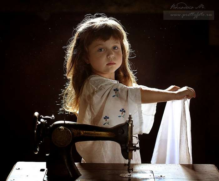 Замечательные снимки Марины Володько