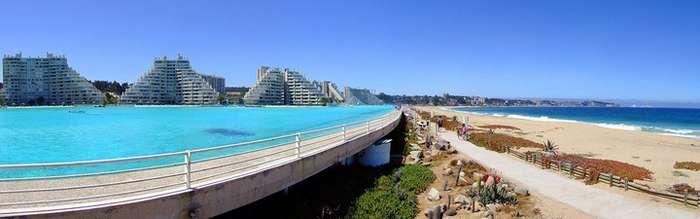 Самый большой бассейн в мире. Интересные факты