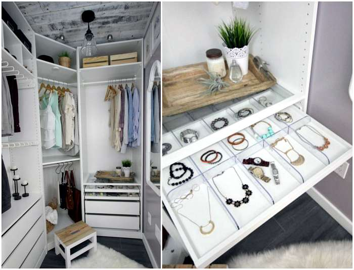 17 хитростей, которые помогут навести порядок в доме и увеличить возможности гардеробной