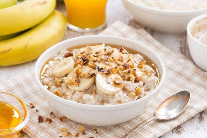 frühstück abnehmen müsli
