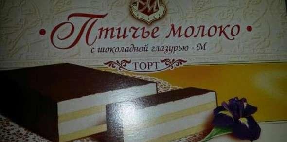 Торты в СССР