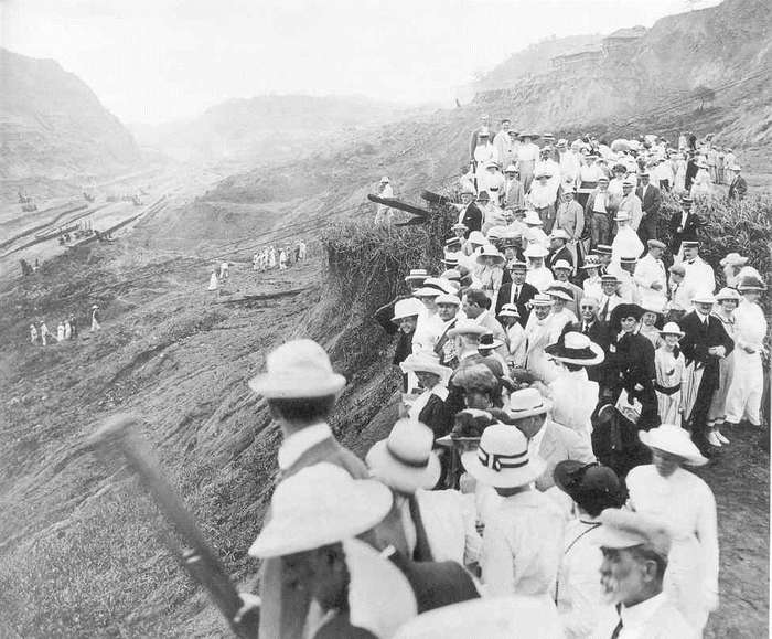 a history of the construction of the panama canal in 1880 108 building the panama canal  the ground was broken by the french in 1880 when their construction efforts faltered and funds ran out  history motivational.
