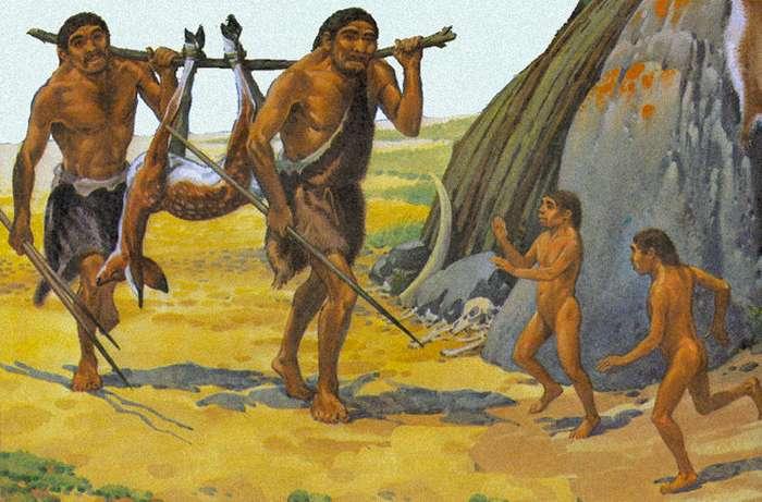 Еда предков и современные диеты