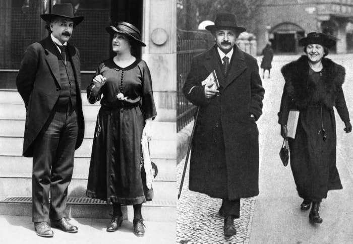 Великий и ужасный: два странных брака Альберта Эйнштейна