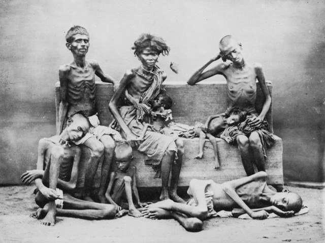 Обыкновенный английский геноцид
