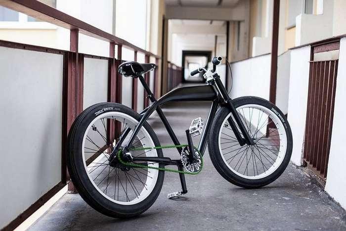 Шедевры велотюнинга