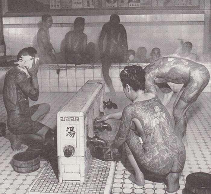 Настоящая якудза