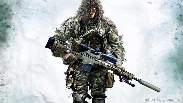 Российских снайперов спрячут в «Тумане»