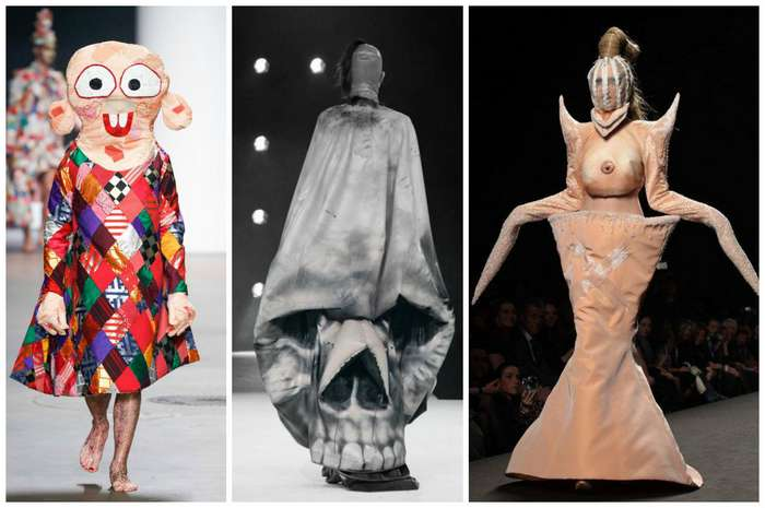Психоделическая фантазия дизайнеров