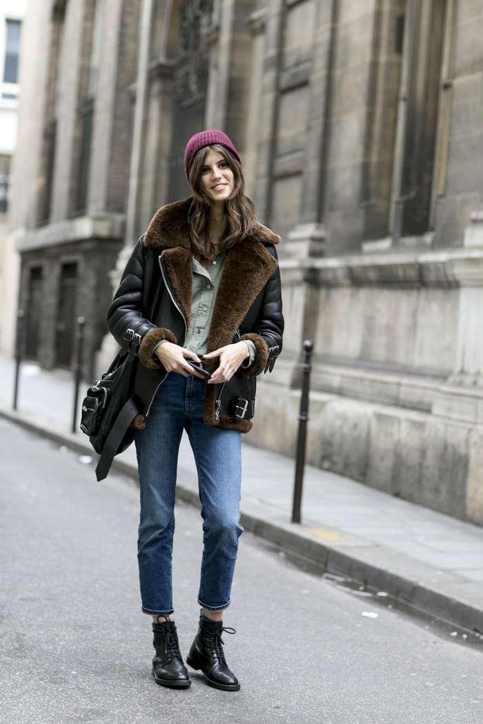 Как одеться зимой тепло и выглядеть при этом стильно