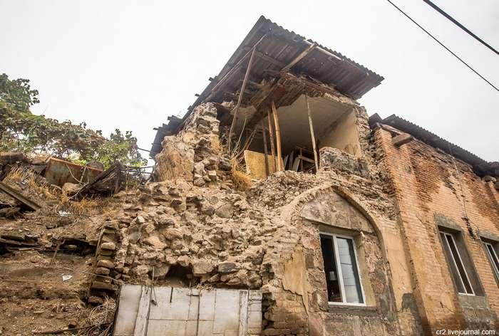 «Трущобы» Еревана