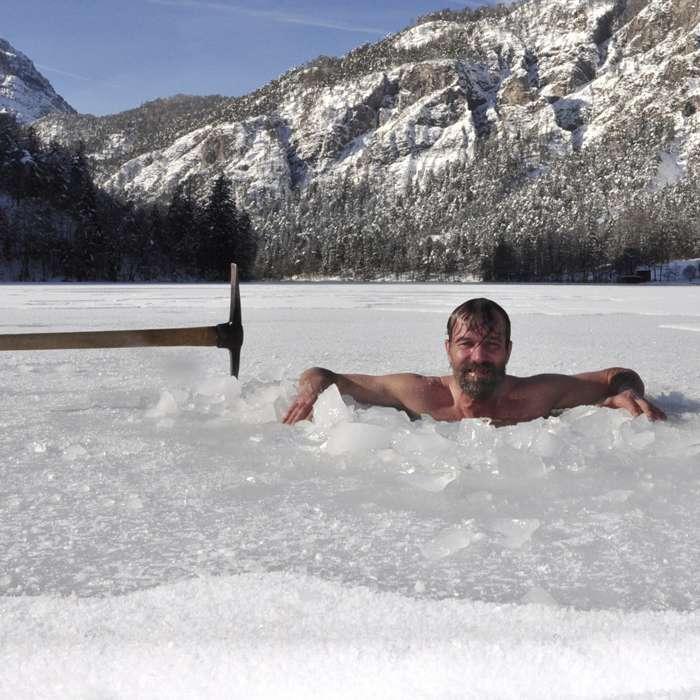 Секреты суперсилы «Ледяного человека»: как победить болезни с помощью холода