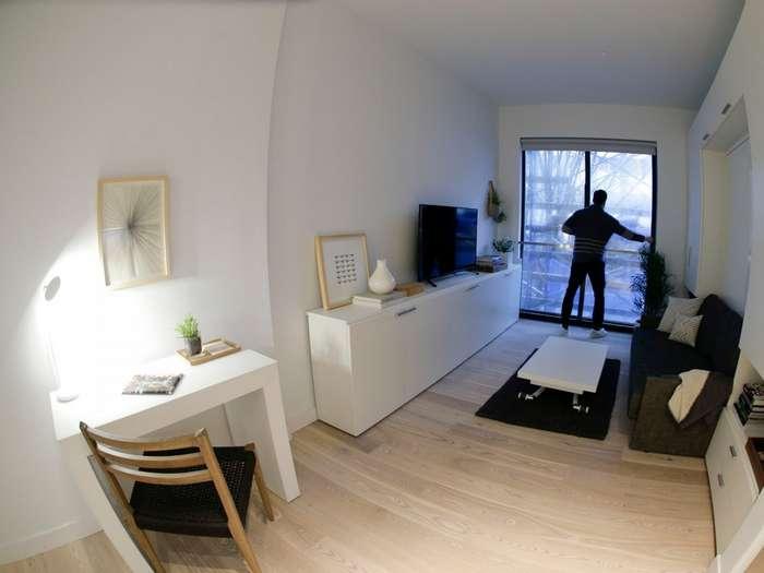 Самые маленькие квартиры со всего света, по сравнению с которыми хрущовки кажутся дворцами