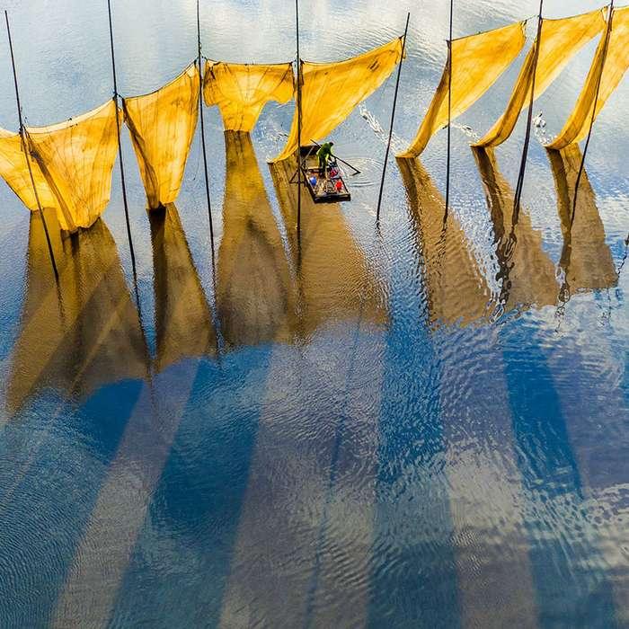 Фотоконкурс SkyPixel 2016: самые красивые фотографии, сделанные при помощи беспилотников