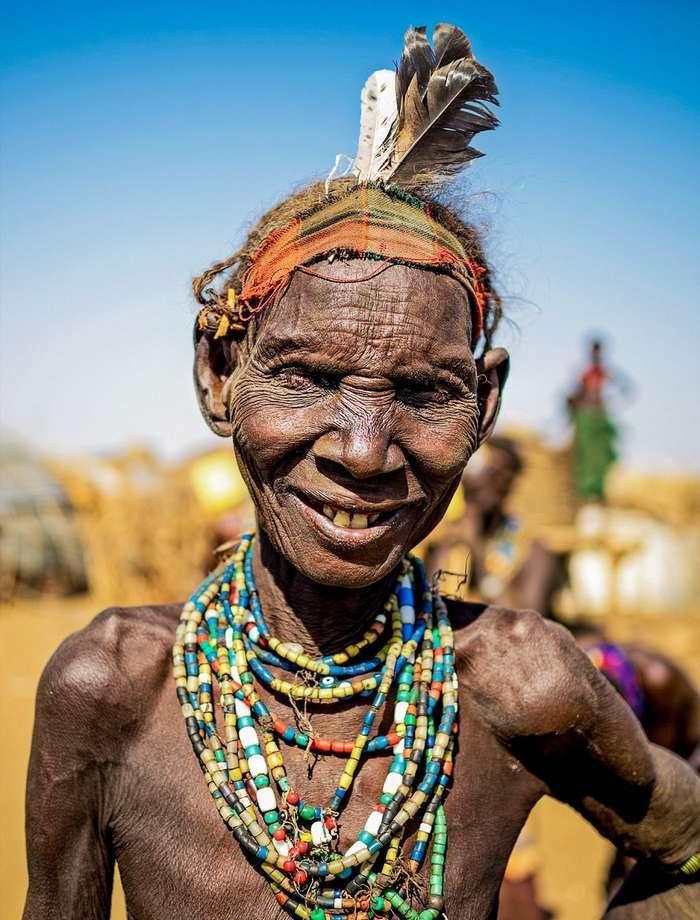 Фото племен женских
