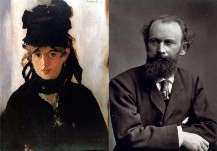 Странный роман музы и гения, или Почему Мане перестал писать портреты своей любимой модели