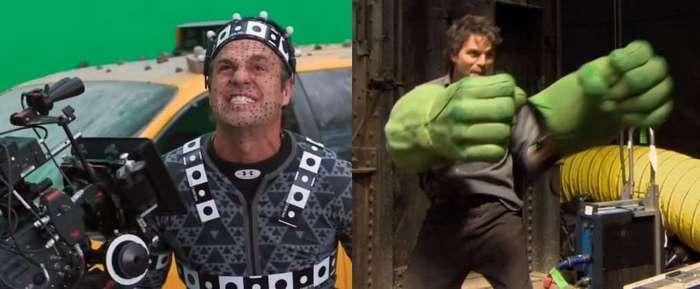 15 неожиданных фото со съемок фильмов Marvel