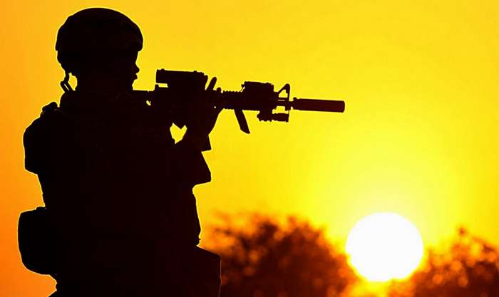 Технологии, которые превратят солдат в киборгов