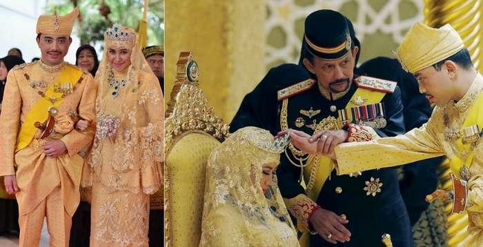 10 самых нашумевших свадеб 2016 года