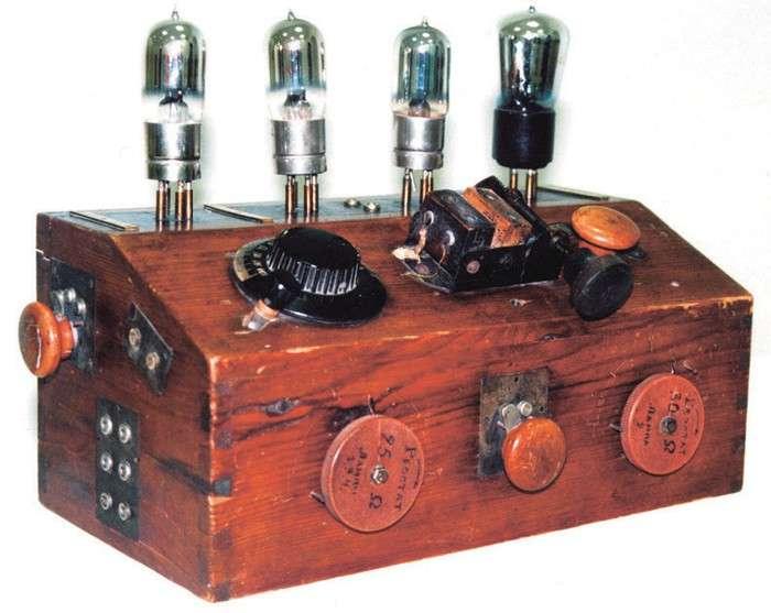 Изобретение инженера Лосева