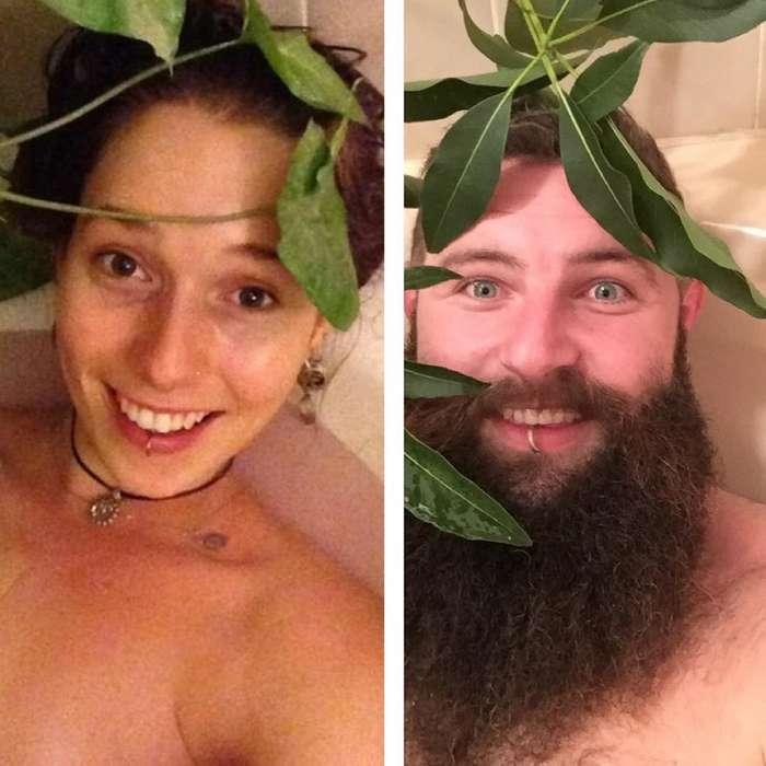 Как прославиться в интернете, передразнивая фотографии из чужих профилей