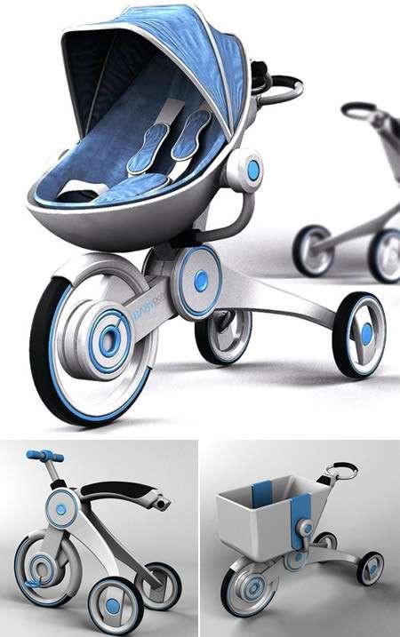 Вы не поверите сколько нынче стоят некоторые детские коляски
