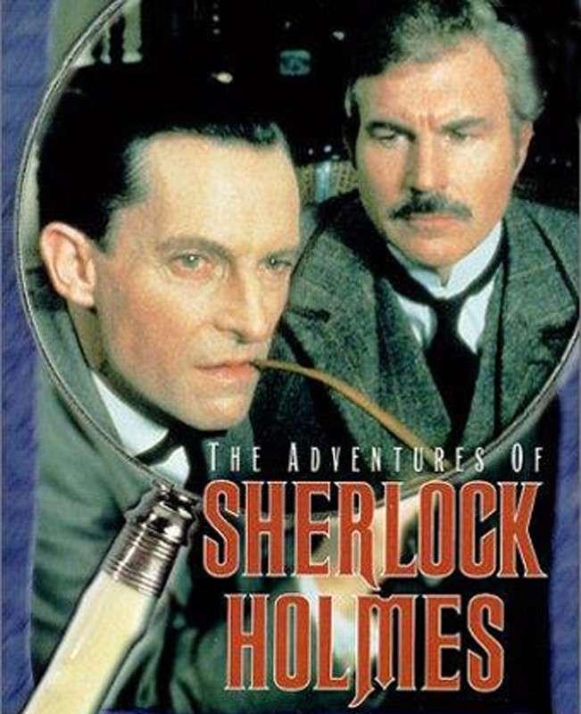 Великий сыщик Шерлок Холмс в исполнении актеров разных лет