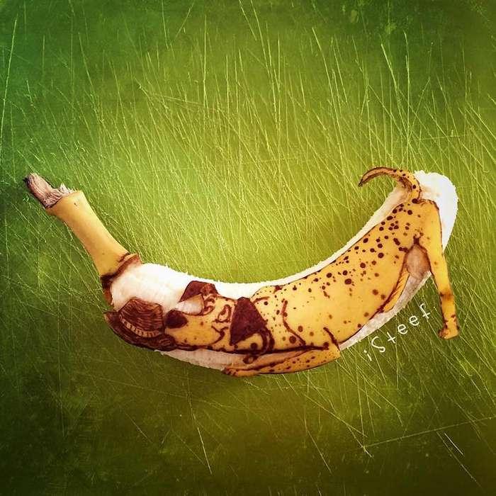 Банановая история